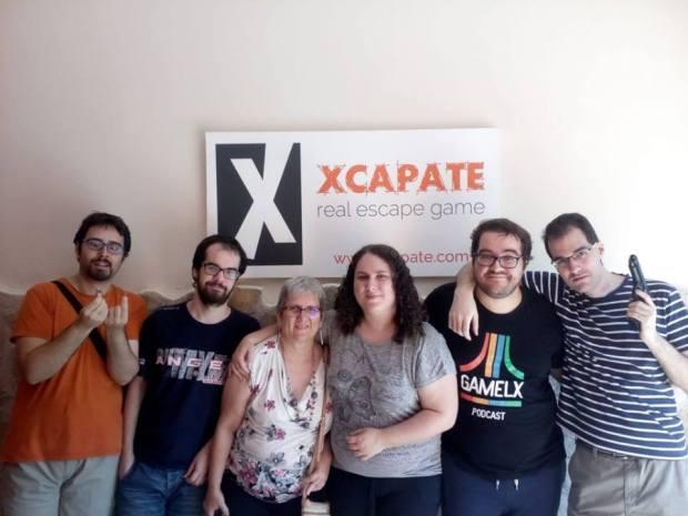 GATOMANTES XCAPTE