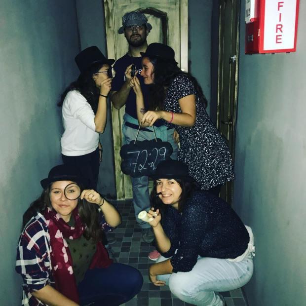 La Farmacia (Yaebi Escape Room)