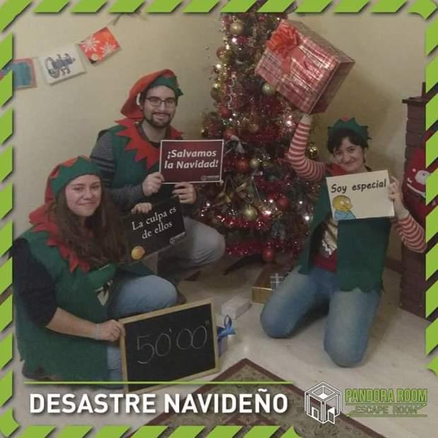 Desastre navideño - Pandora room (Madrid).jpg