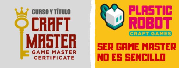 Ser game master no es sencillo