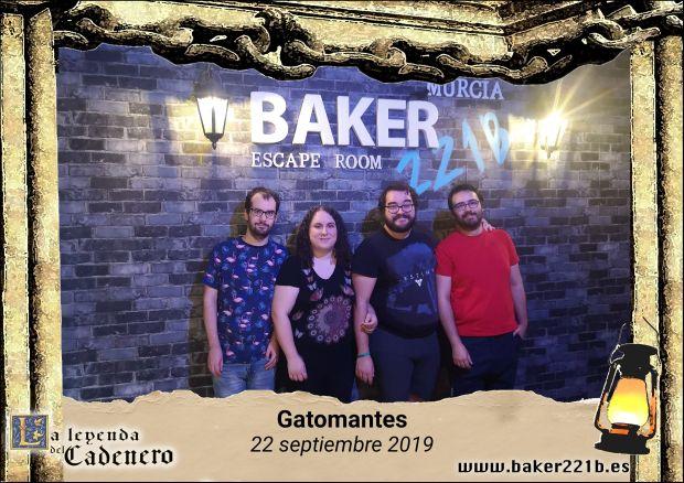 153 - La leyenda del cadenero (Baker 221B)