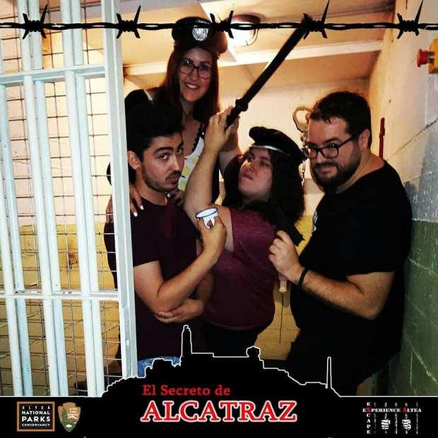 155 - El secreto de Alcatraz (Experience Altea)