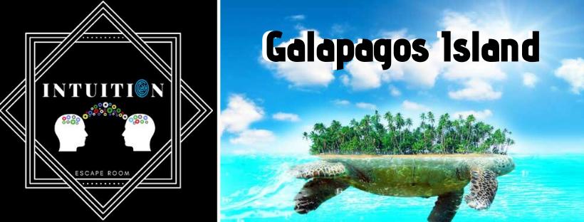 """Cabecera de la reseña de la sala de escape """"Galapagos Island"""", de Intuition en Madrid"""
