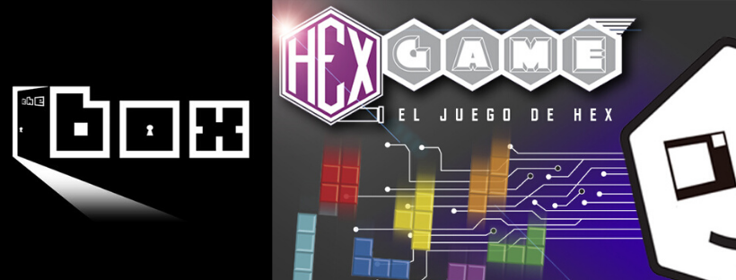 Cabecera de la reseña de la escape room Hex Game, de The Box en Madrid