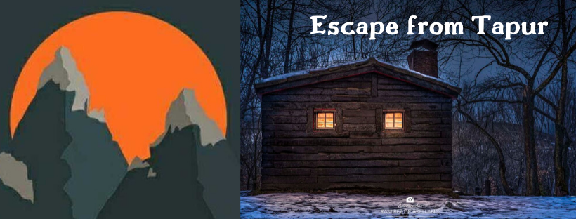 Cabecera de la reseña de la sala de escape Escape From Tapur, de Tapur Escape en Griñón