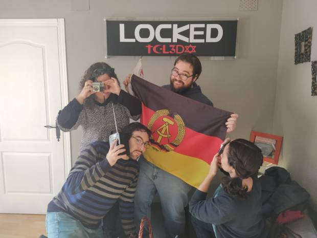La escucha - Locked Toledo (Toledo)