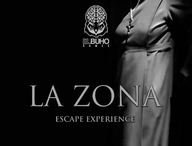 """Imagen promocional de la escape room """"La zona"""", de El Búho Games, en Madrid"""